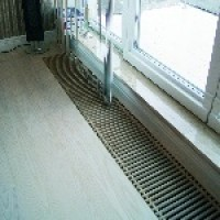 Trench Radiators